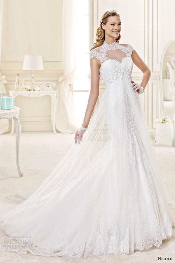 Tiffany Wedding Dresses 33 Awesome nicole spose bridal style