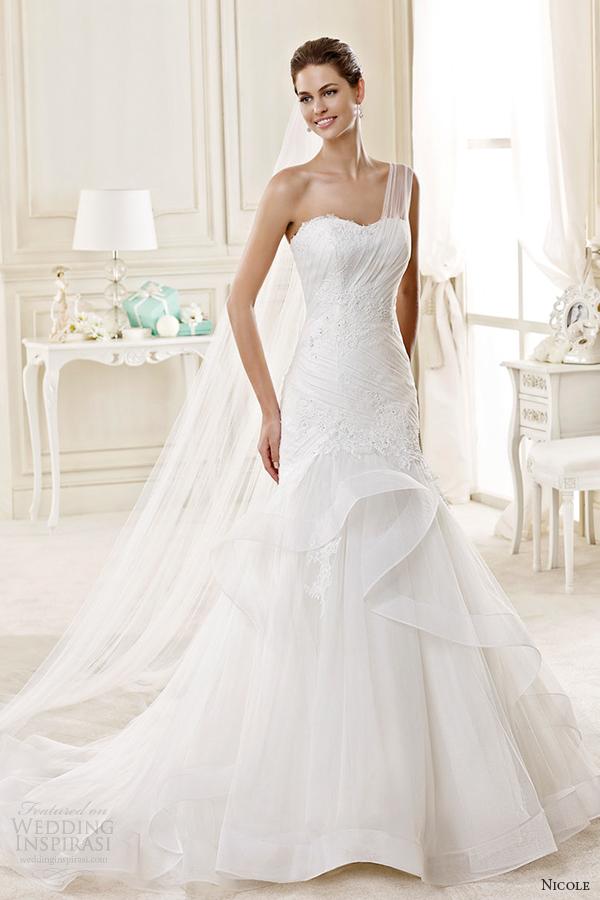 Tiffany Wedding Dresses 32 Lovely nicole spose bridal style