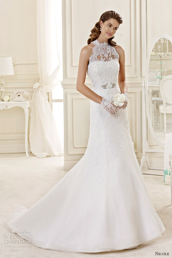 Nicole 2015 Wedding Dresses | Wedding Inspirasi