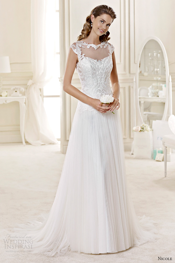 Tiffany Wedding Dresses 49 Nice nicole spose bridal style