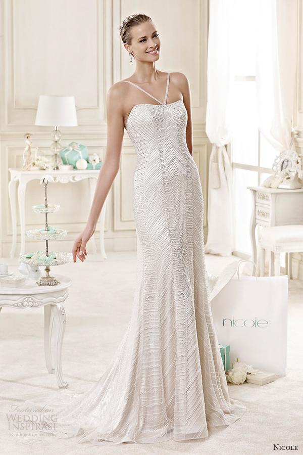 Tiffany Wedding Dresses 45 Luxury nicole spose bridal style