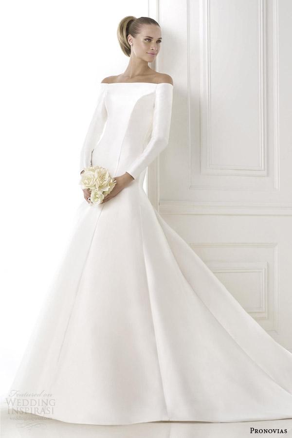 Wedding Dresses Pronovias 2015
