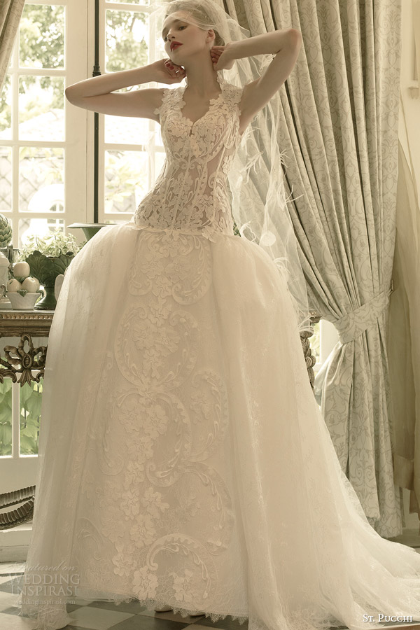 How To Preserve A Wedding Dress 83 Superb st pucchi elle dropped