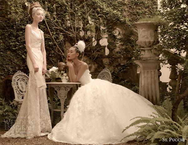st Pucchi vestidos de noiva 2015 noivas jolie Carrie