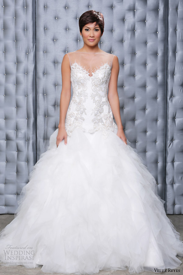 Veluz Reyes 2014 Ready-to-Wear Bridal Collection | Wedding Inspirasi