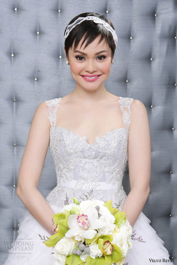 Veluz Reyes 2014 Ready-to-Wear Bridal Collection | Wedding Inspirasi