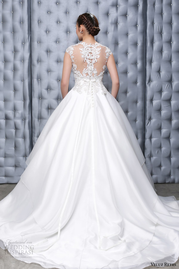Veluz reyes 2014 ready to wear bridal collection wedding for Ready to wear wedding dresses online