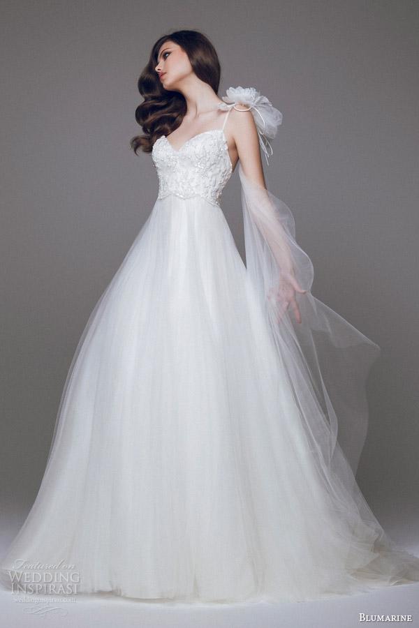 Blumarine Bridal 2015 Wedding Dresses — Part 1
