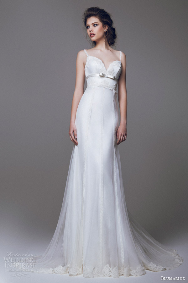 Wedding Dresses With Bow