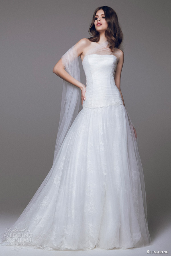 Knee Length Wedding Gowns
