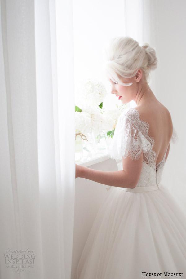 Lace Maternity Wedding Dress 25 Great house of mooshki spring