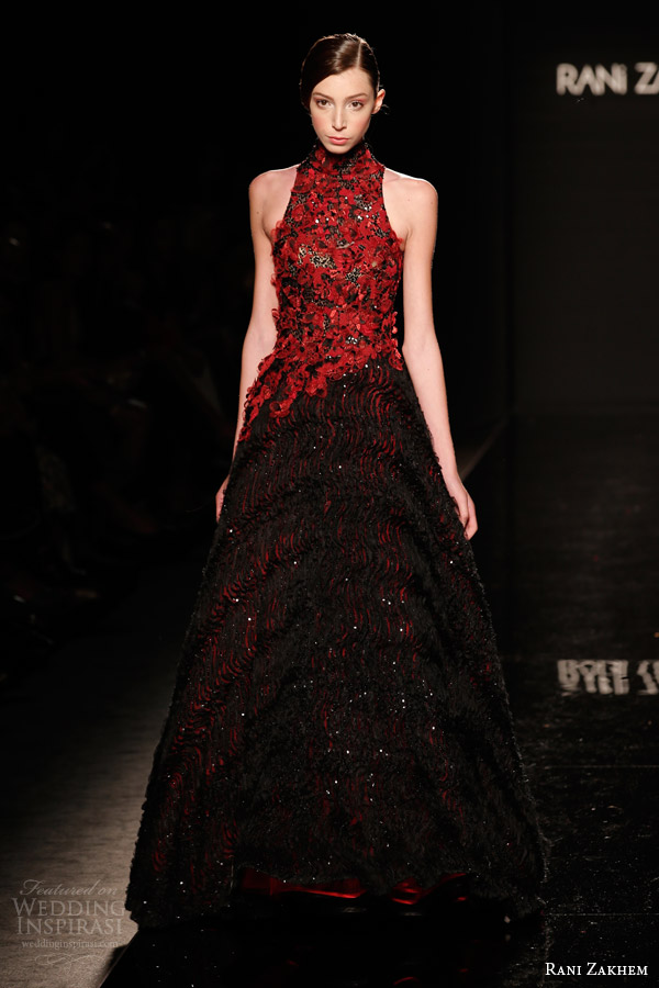 Red and Black Ball Gowns – Fashion dresses