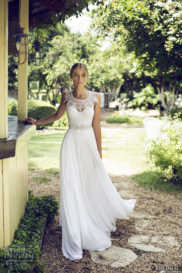 riki dalal bridal 2015 provence beautiful wedding dress 1509
