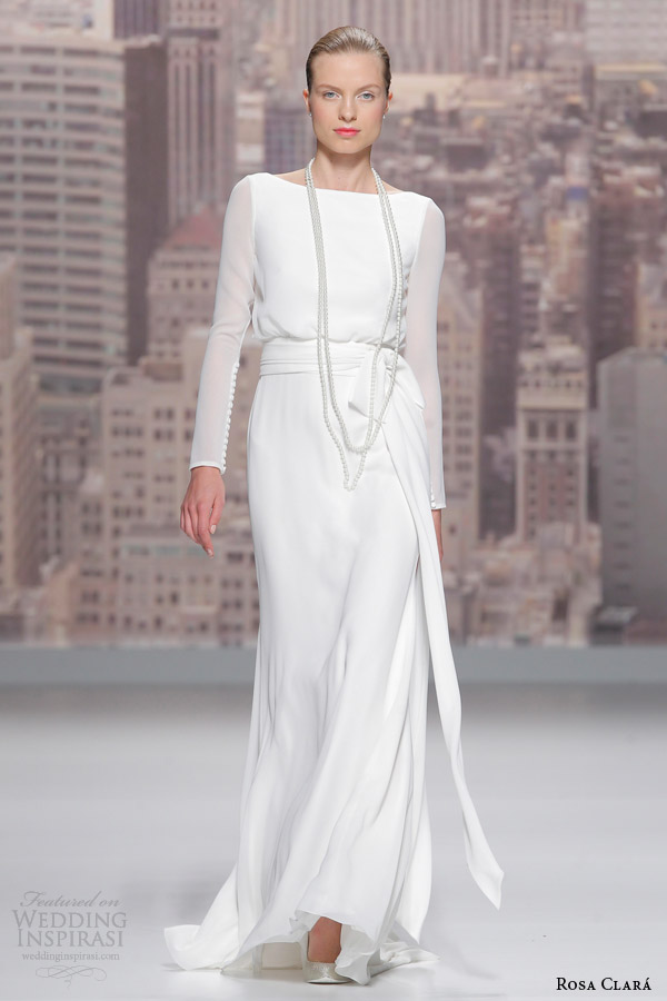 Clara Rosa Wedding Dresses 68 Good rosa clara bridal runway