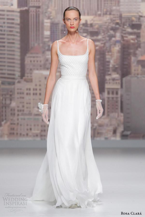 Rosa Clará 2015 Wedding Dresses | Wedding Inspirasi