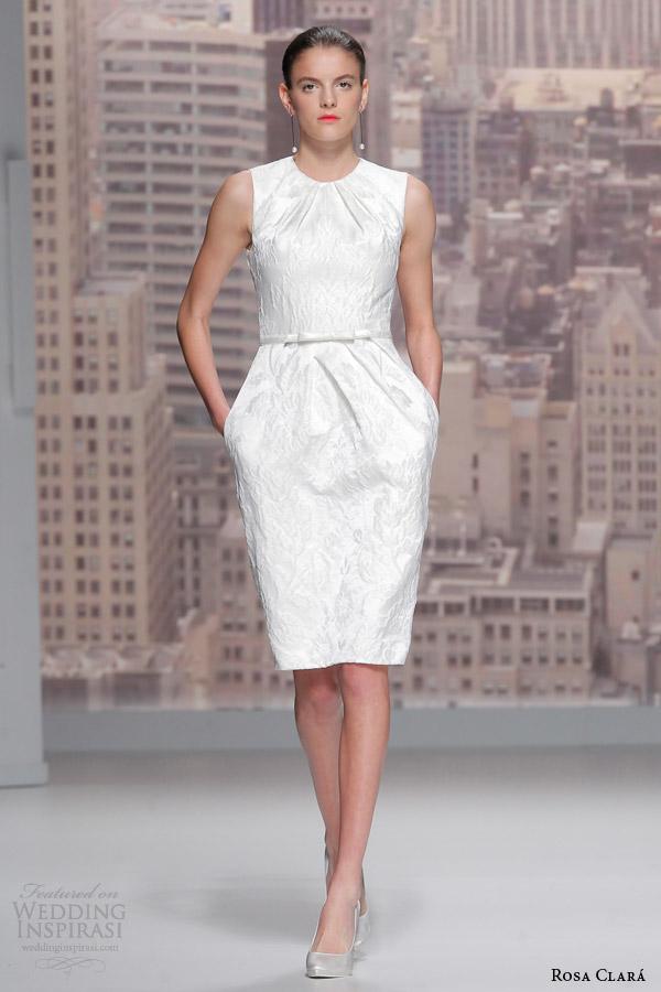 Short Couture Wedding Dresses 98 Luxury rosa clara bridal runway