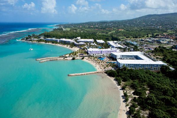 beach destination wedding hotel riu palace jamaica
