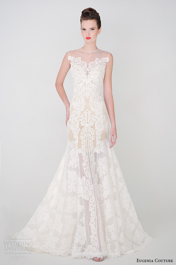 Eugenia Couture Spring 2015 Wedding Dresses | Wedding Inspirasi