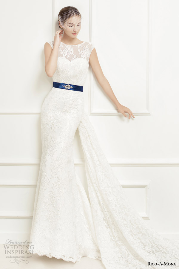 Rico A Mona Demure Bridal Collection Wedding Inspirasi