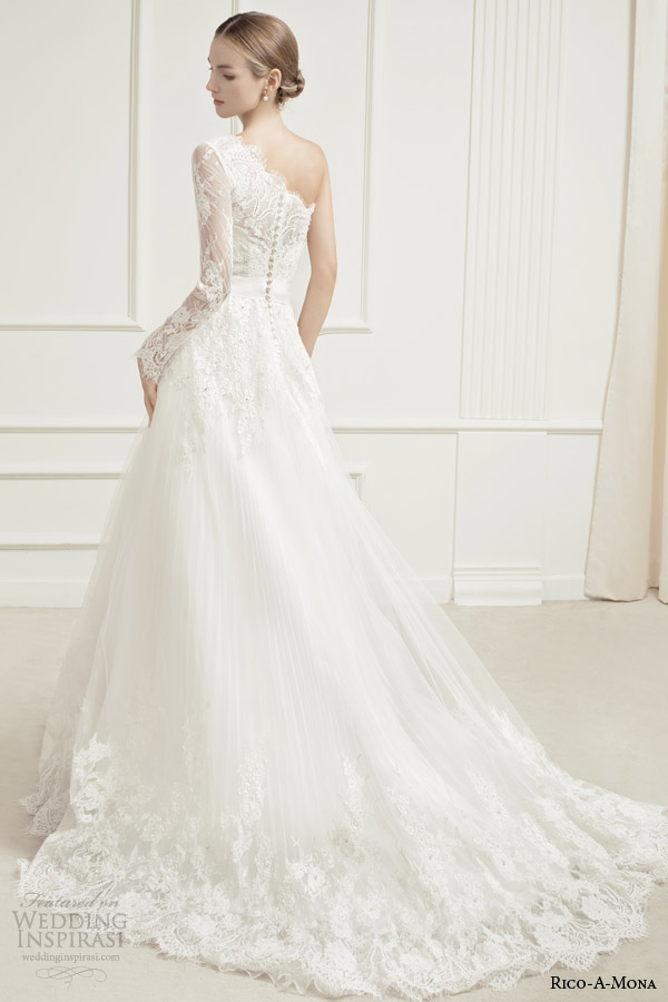 rico a mona demure bridal collection wedding inspirasi