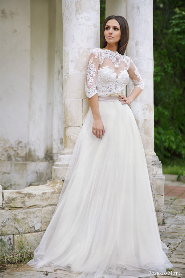 roberto motti 2015 wedding dresses