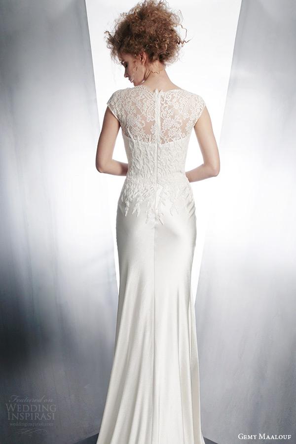 Gemy Maalouf 2017 Wedding Dresses Part 1 Inspirasi