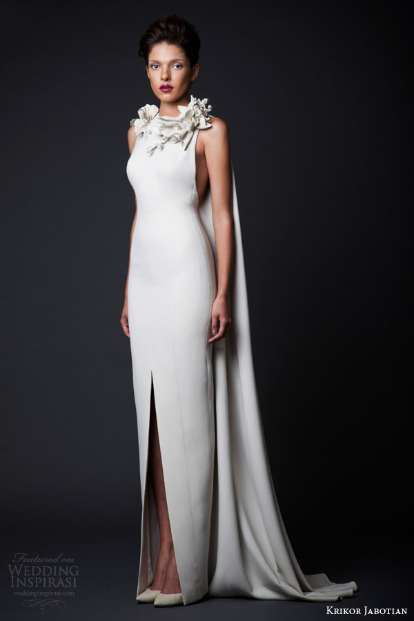 Krikor jabotian fall winter 2014 2015 amal collection for Couture meaning