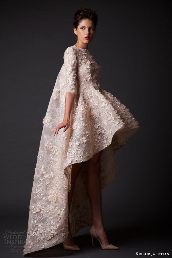 Krikor Jabotian Fall/Winter 2014-2015 — Amal Collection | Wedding Inspirasi