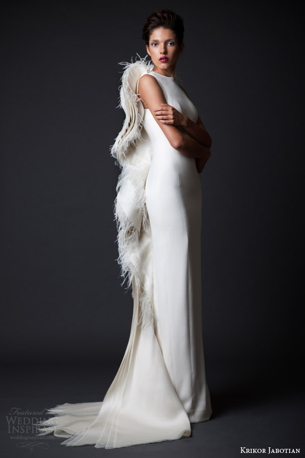 Krikor Jabotian Fall/Winter 2014-2015 — Amal Collection ...