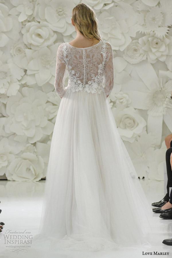 Amelie Wedding Dress 7 Luxury love marley watters bridal