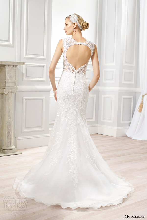 Moonlight Couture Spring 2015 Wedding Dresses | Wedding Inspirasi