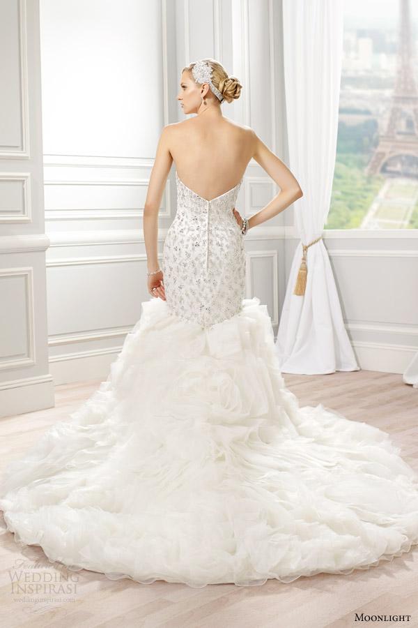 Moonlight Couture Spring 2015 Wedding Dresses Wedding