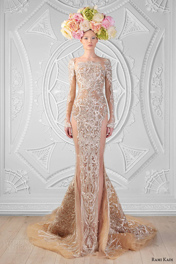 Rami Kadi Spring 2014 Couture Collection — Le Royaume Enchanté ...