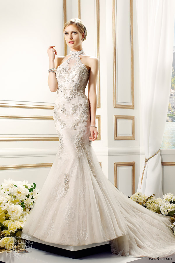 Val Stefani Spring 2015 Wedding Dresses Wedding Inspirasi