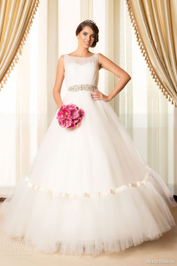Wedding Gowns With Designs : Alice design wedding dresses passion bridal