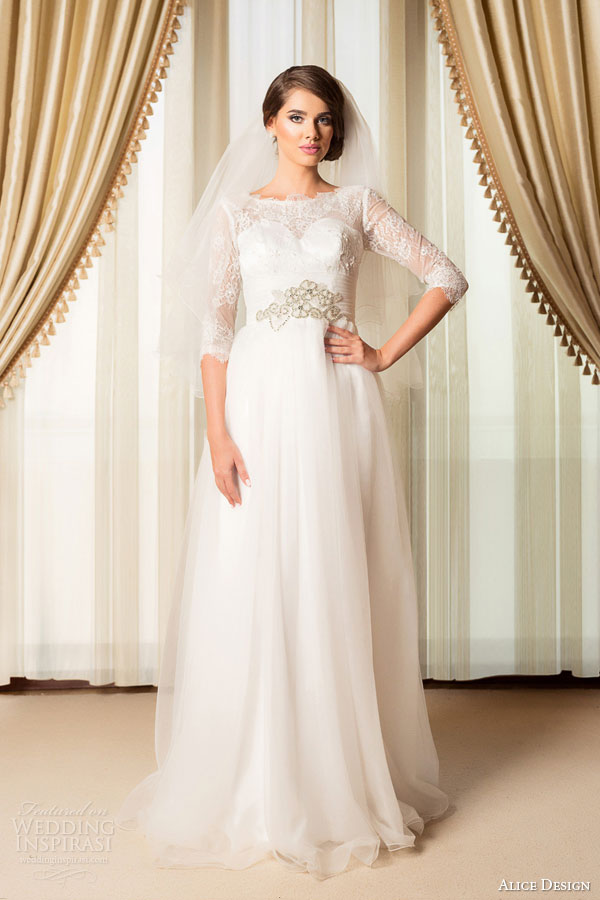 Alice Design 2015 Wedding Dresses Passion Bridal