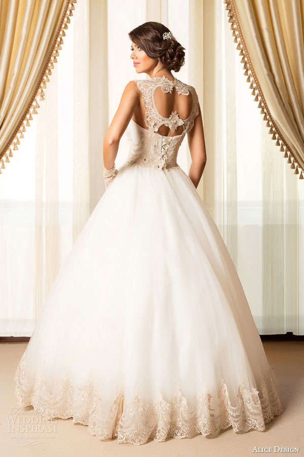 View Wedding Dresses 29 Marvelous alice design bridal wedding