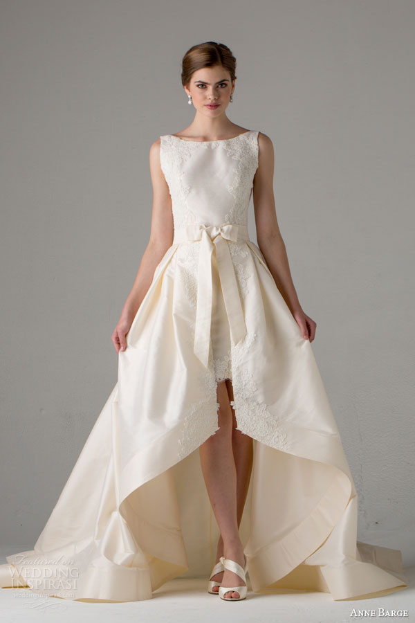 Fall 2015 Wedding Dresses anne barge bridal fall