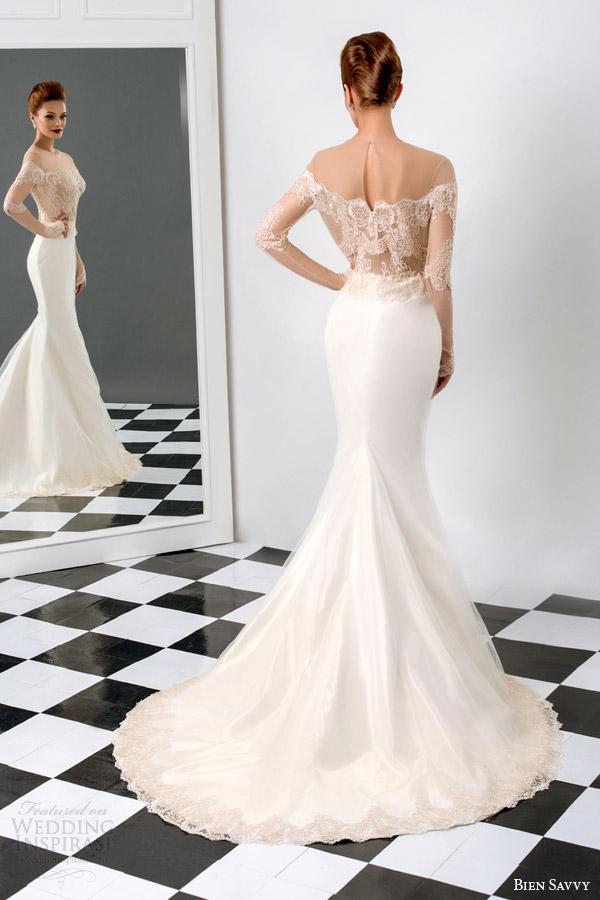 Bien Savvy 2015 Wedding Dresses Love Me Forever Bridal