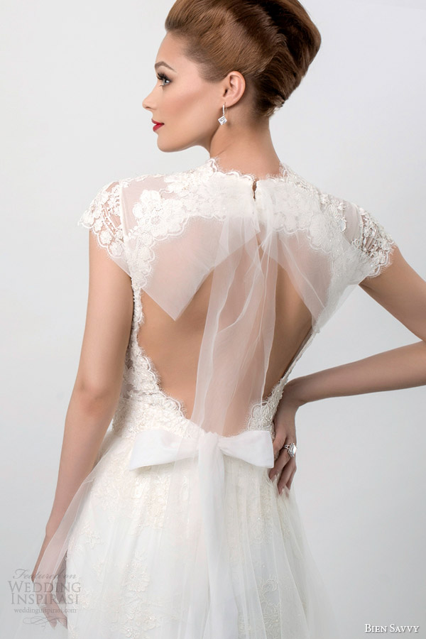 Wedding Dress With Lace Up Back 88 Awesome bien savvy bridal sophia