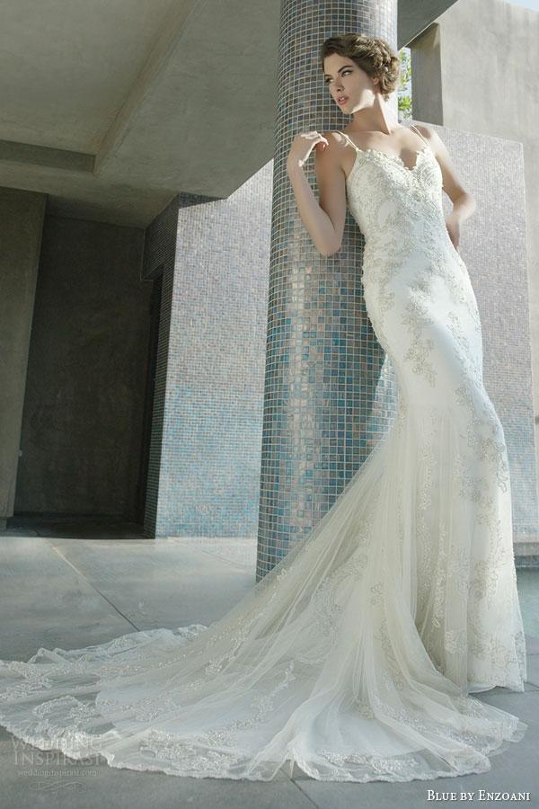 Wedding Dresses By Enzoani 22 Epic blue by enzoani bridal