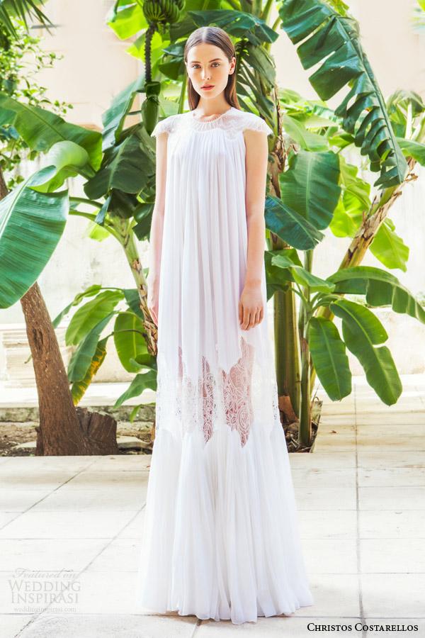 Christos Costarellos 2015 Wedding Dresses   Wedding Inspirasi
