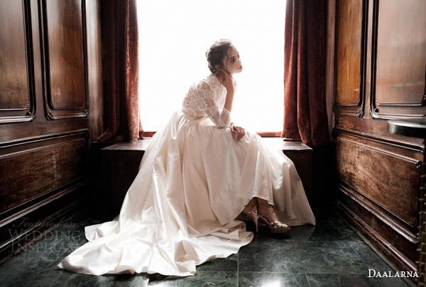 Pearl Wedding Dresses 52 Perfect daalarna pearl bridal collection