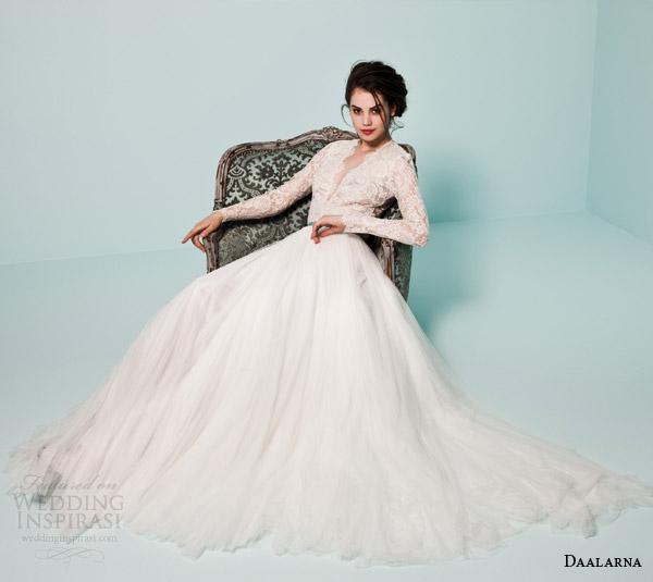 Best Wedding Gowns 2015: Daalarna Couture 2015 Wedding Dresses
