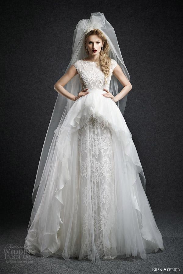 Christening Gowns From Wedding Dresses 91 Beautiful ersa atelier wedding dresses
