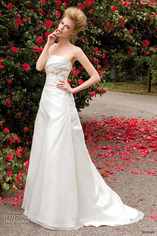Wedding Dresses Baby 62 Awesome jillian wedding dress strapless