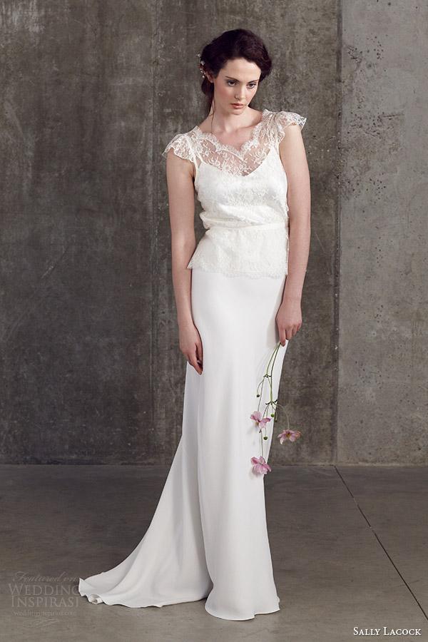 Lace verbena dress