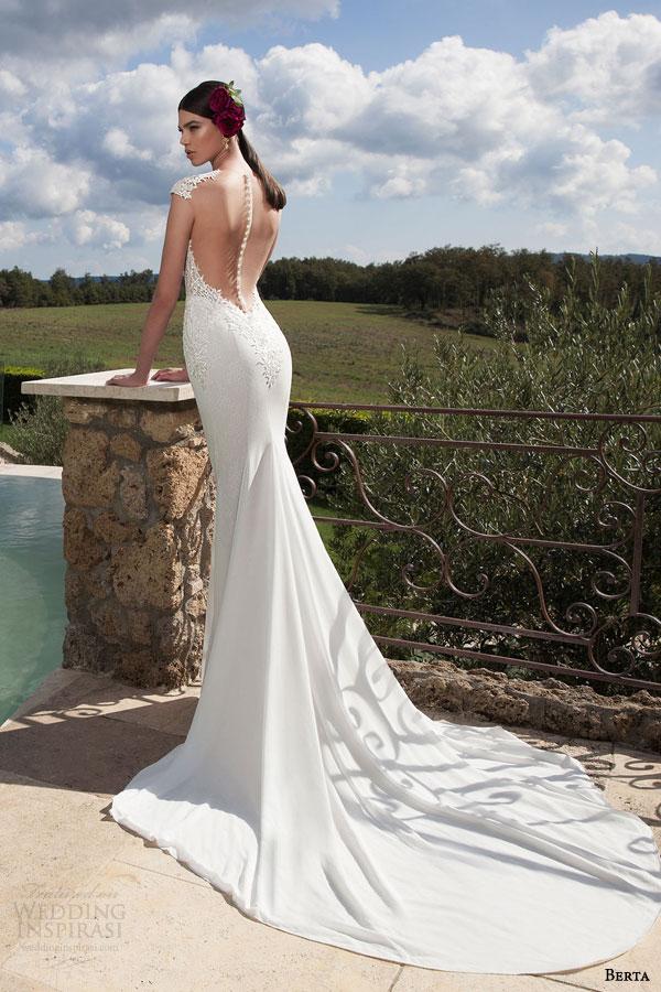 Berta Bridal Gowns : Berta bridal wedding dresses inspirasi