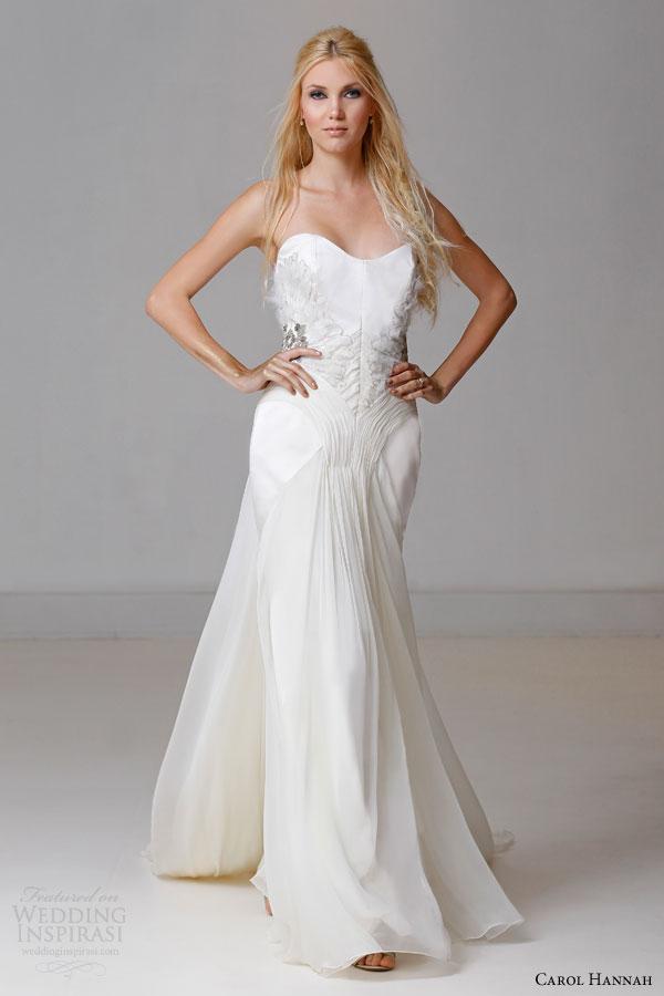 Silk Charmeuse Wedding Dress 10 Unique carol hannah bridal alchemist