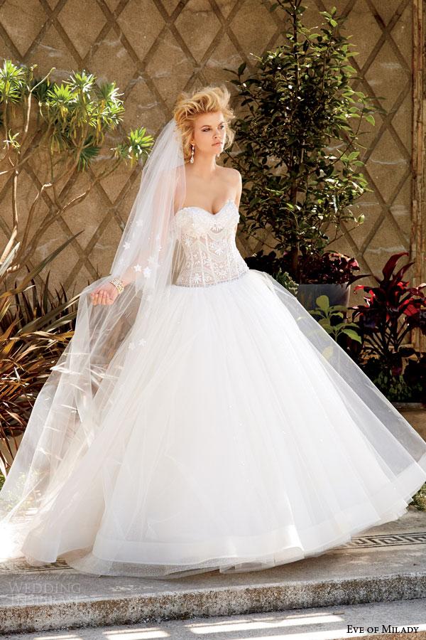 Eve Of Milady Amp Amalia Carrara Wedding Dresses Wedding
